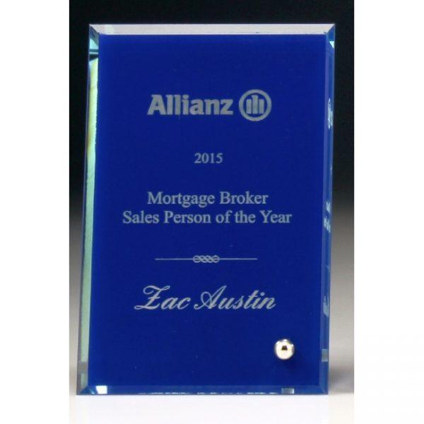 DP31, DP32, DP33 Blue Glass Award