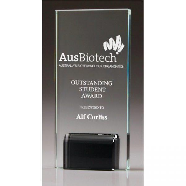 GK211, GK212, GK213 Glass Award