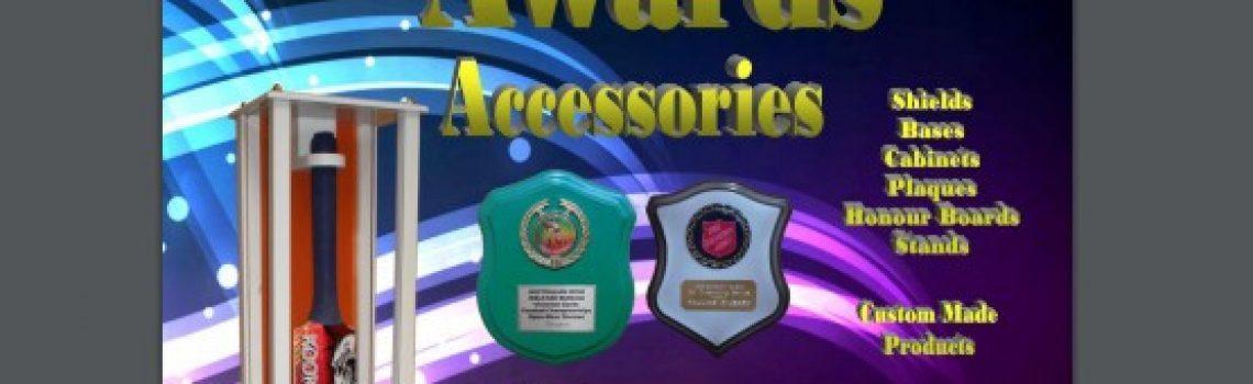 Timber Accessories Range